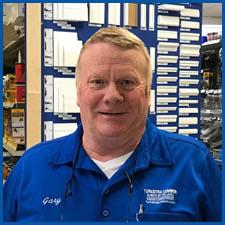 Gary - Counter staff - Turkstra Lumber - Windows, doors, paint, trim, trusses - Ridgeway